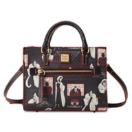 Cruella De Vil Zip Crossbody Bag by Dooney & Bourke – 101 Dalmatians