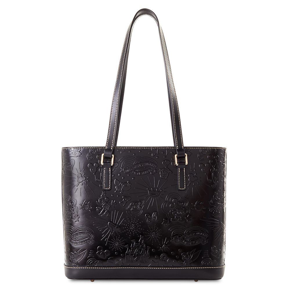Disney Sketch Shopper Bag by Dooney & Bourke – Black