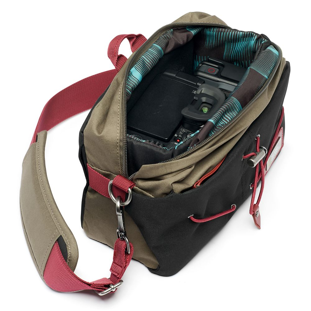 National Geographic Iceland 2-in-1 Hip Bag