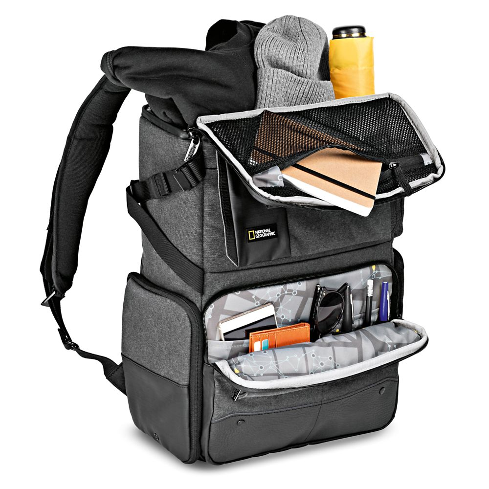 National Geographic Walkabout Camera and Laptop Backpack