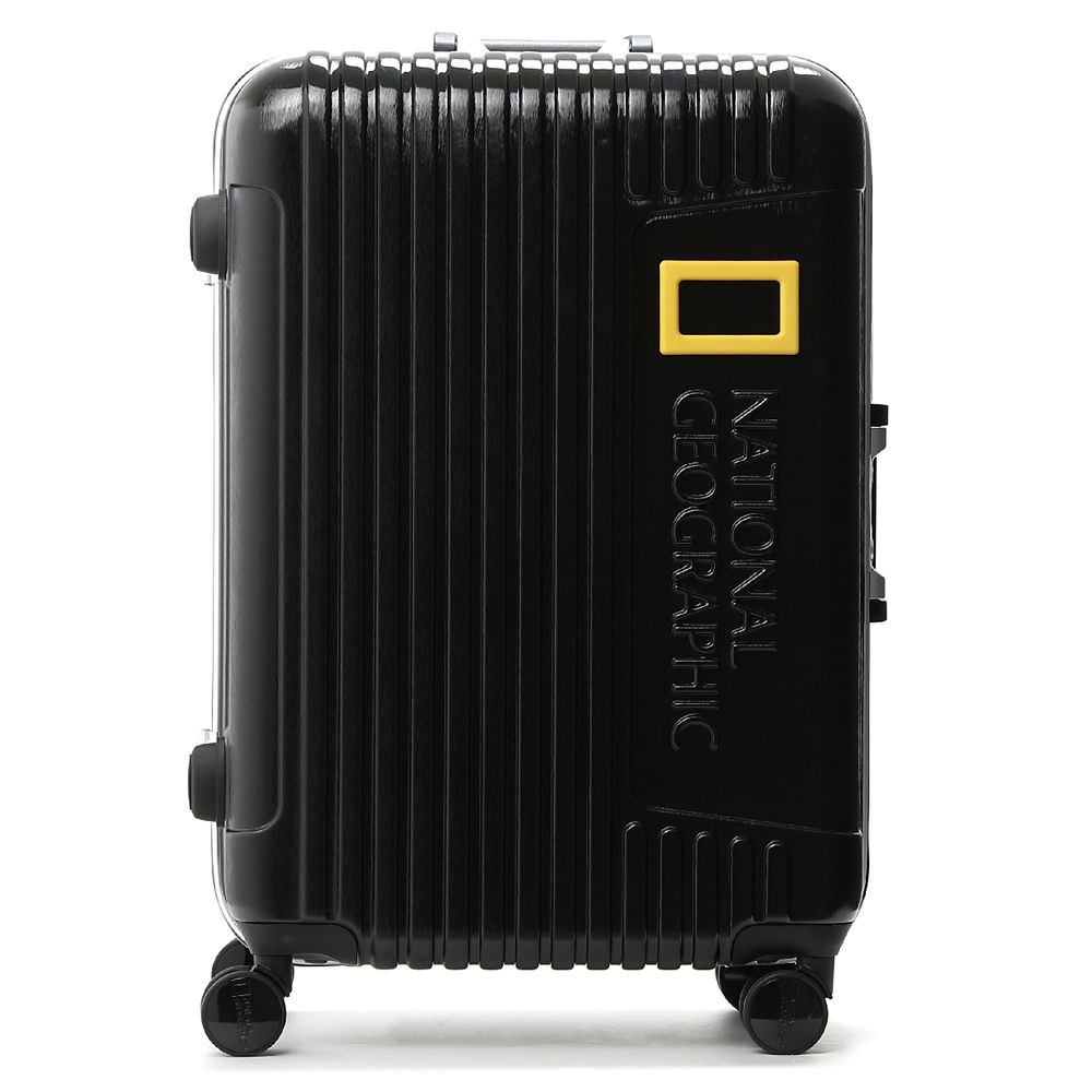 National Geographic Rolling Luggage – Black – 24''