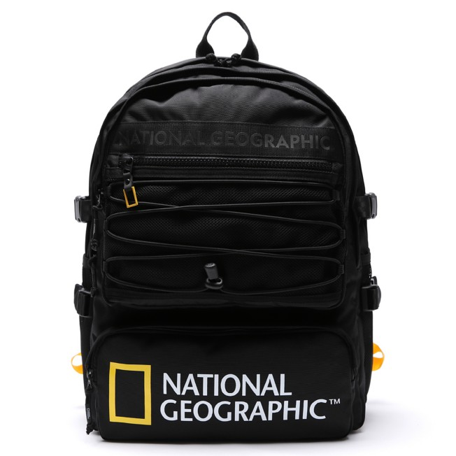 National Geographic Backpack – Black