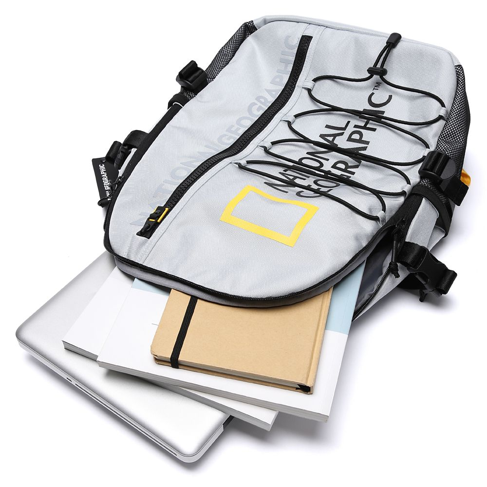 National Geographic Backpack – Gray