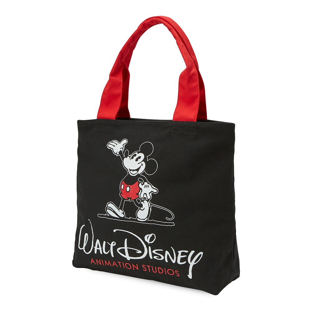 Mickey Mouse Canvas Tote – Walt Disney Animation Studios