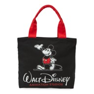 Mickey Mouse Canvas Tote – Walt Disney Animation Studios