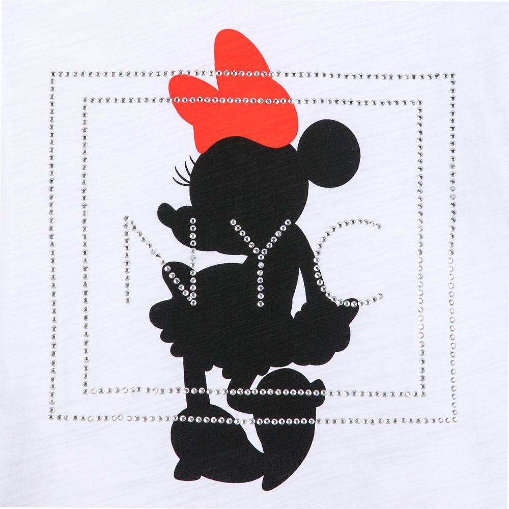 Minnie Mouse Jeweled T-Shirt for Women – New York City