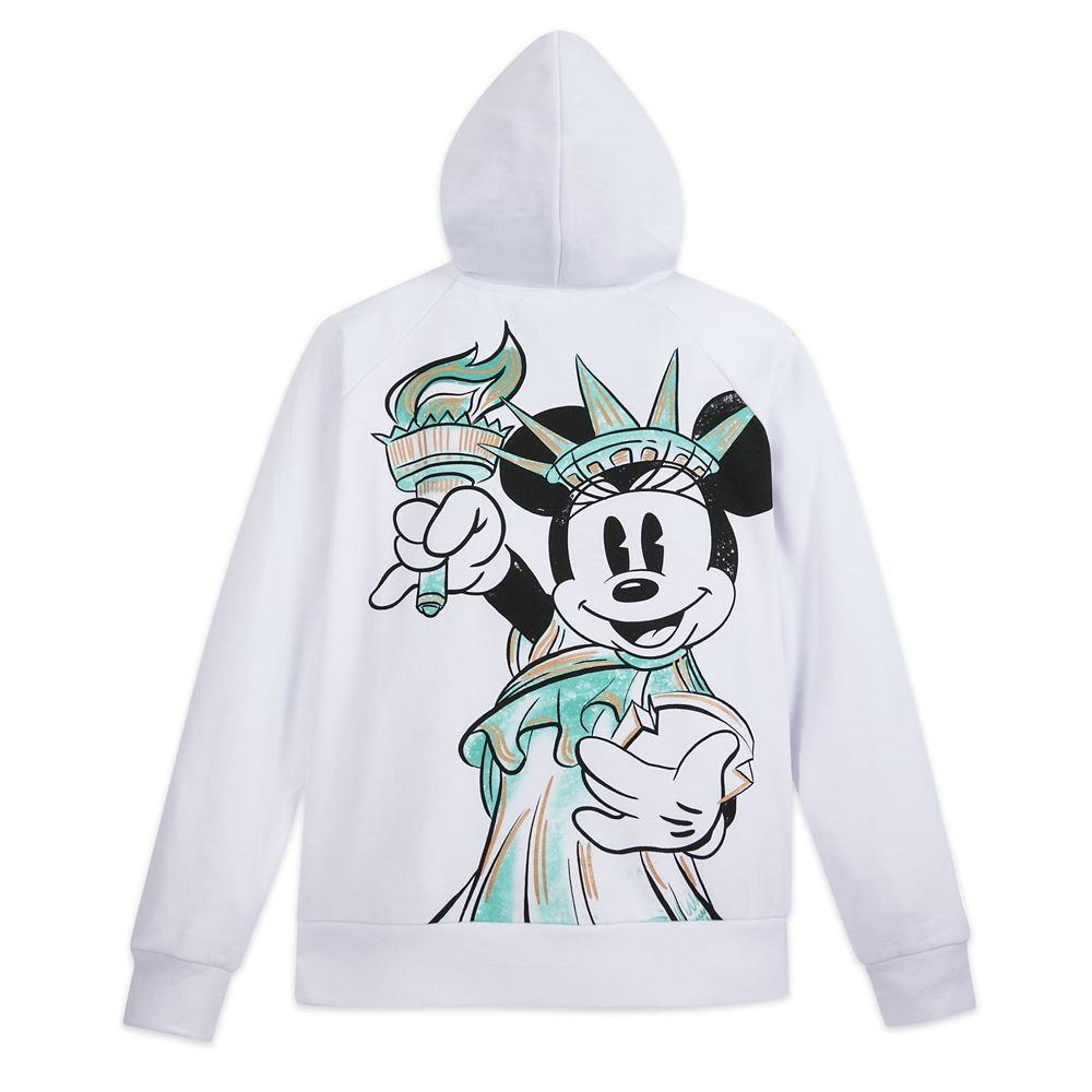 Minnie Mouse Statue of Liberty Hoodie for Women – New York City