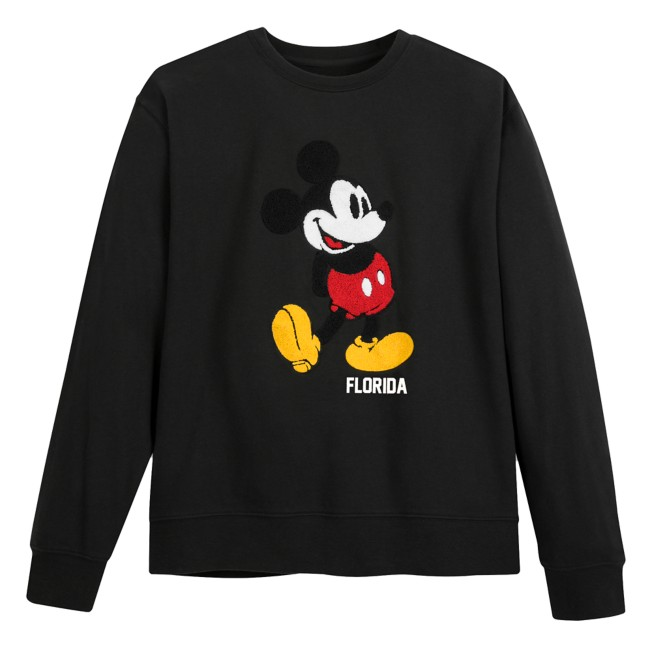 Mickey Mouse Classic Pullover Sweatshirt for Adults – Florida
