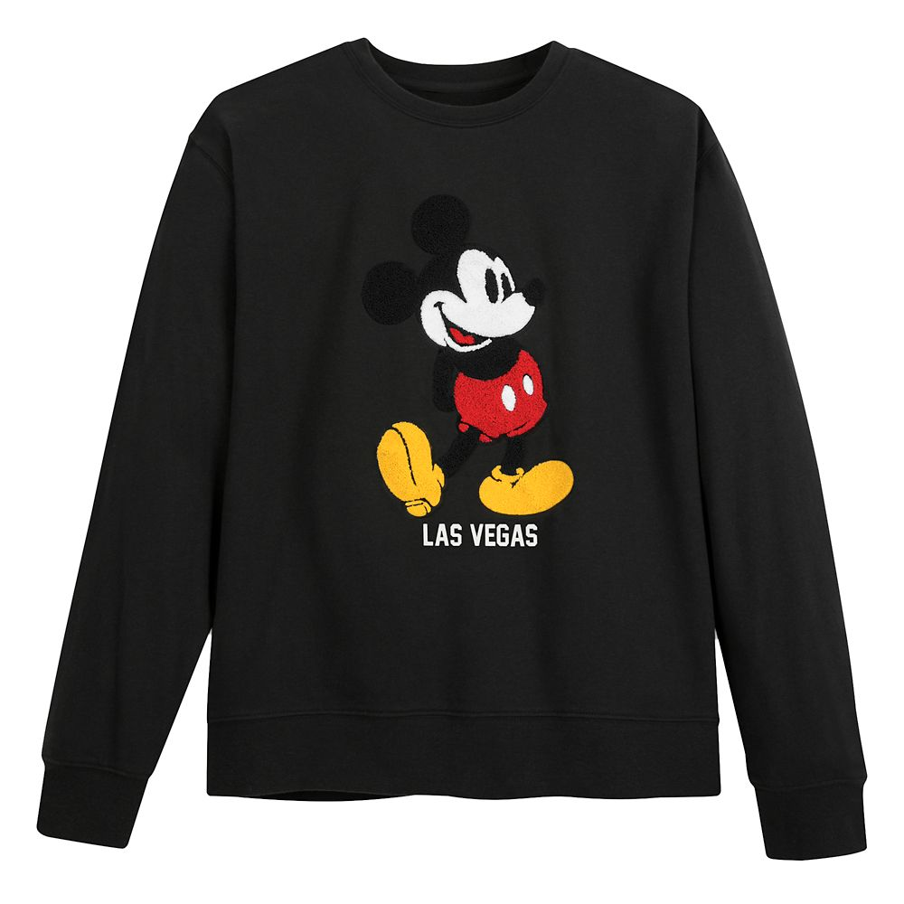 Mickey Mouse Classic Pullover Sweatshirt for Adults – Las Vegas