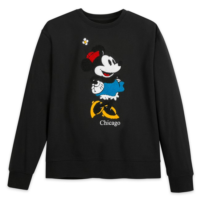 Minnie Mouse Classic Sweatshirt for Women – Chicago