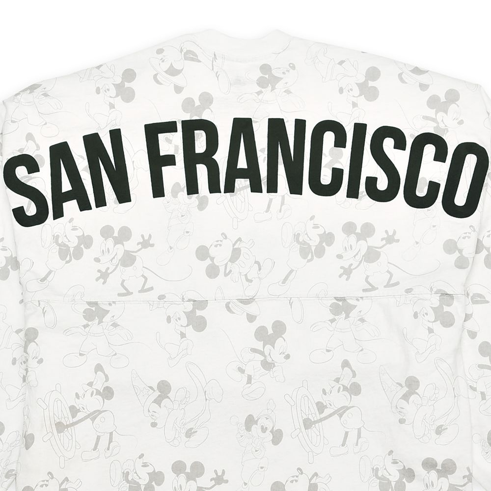 Mickey Mouse Spirit Jersey for Adults – San Francisco