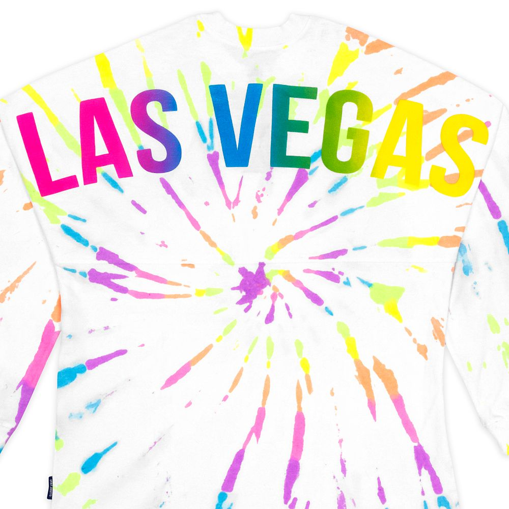 Mickey Mouse Spirit Jersey for Adults – Las Vegas