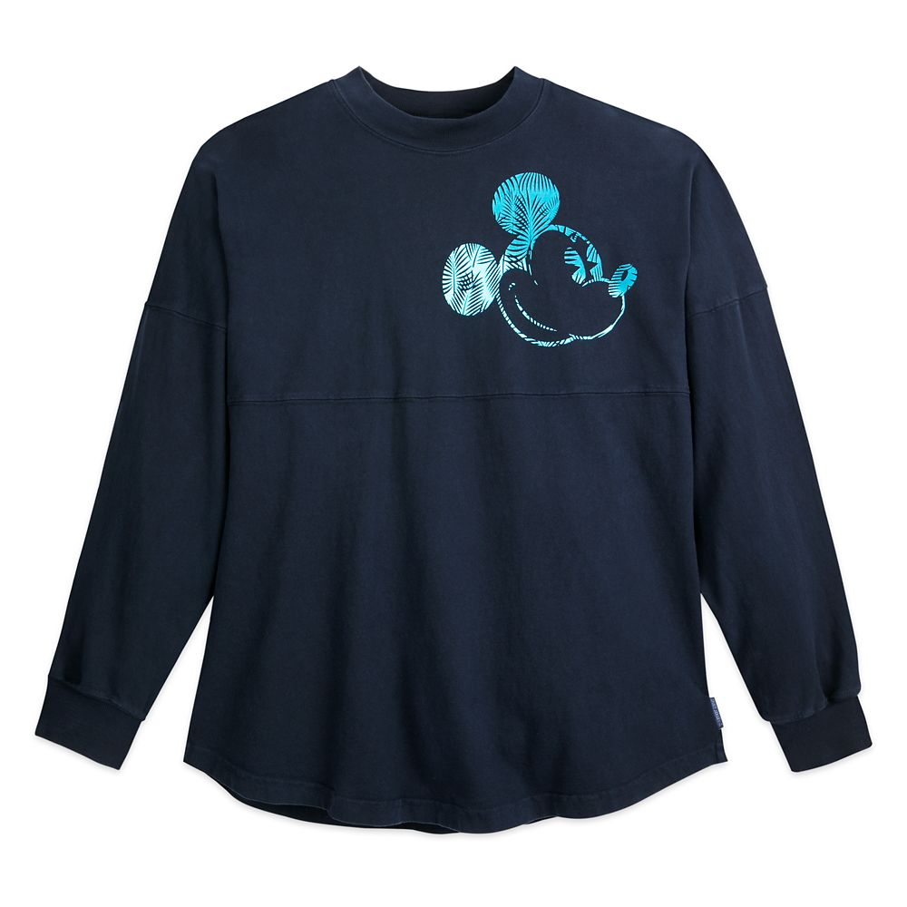 Mickey Mouse Spirit Jersey for Adults – Hawaii – Navy