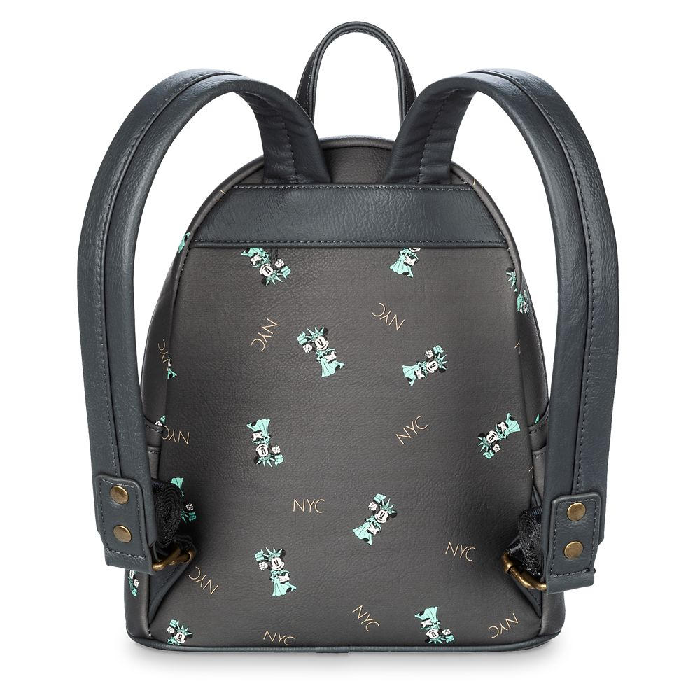 Minnie Mouse Statue of Liberty Mini Backpack by Loungefly – New York City