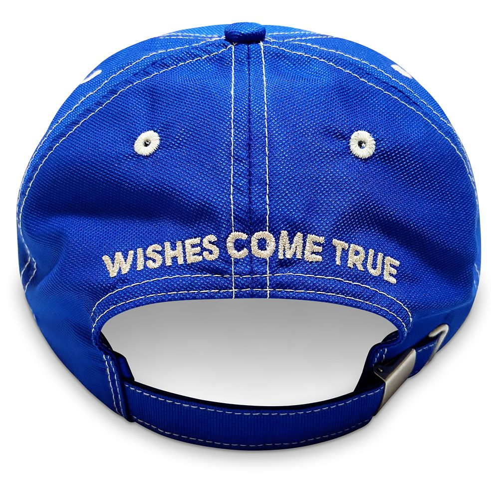 Mickey Mouse Baseball Cap for Adults – Wishes Come True Blue