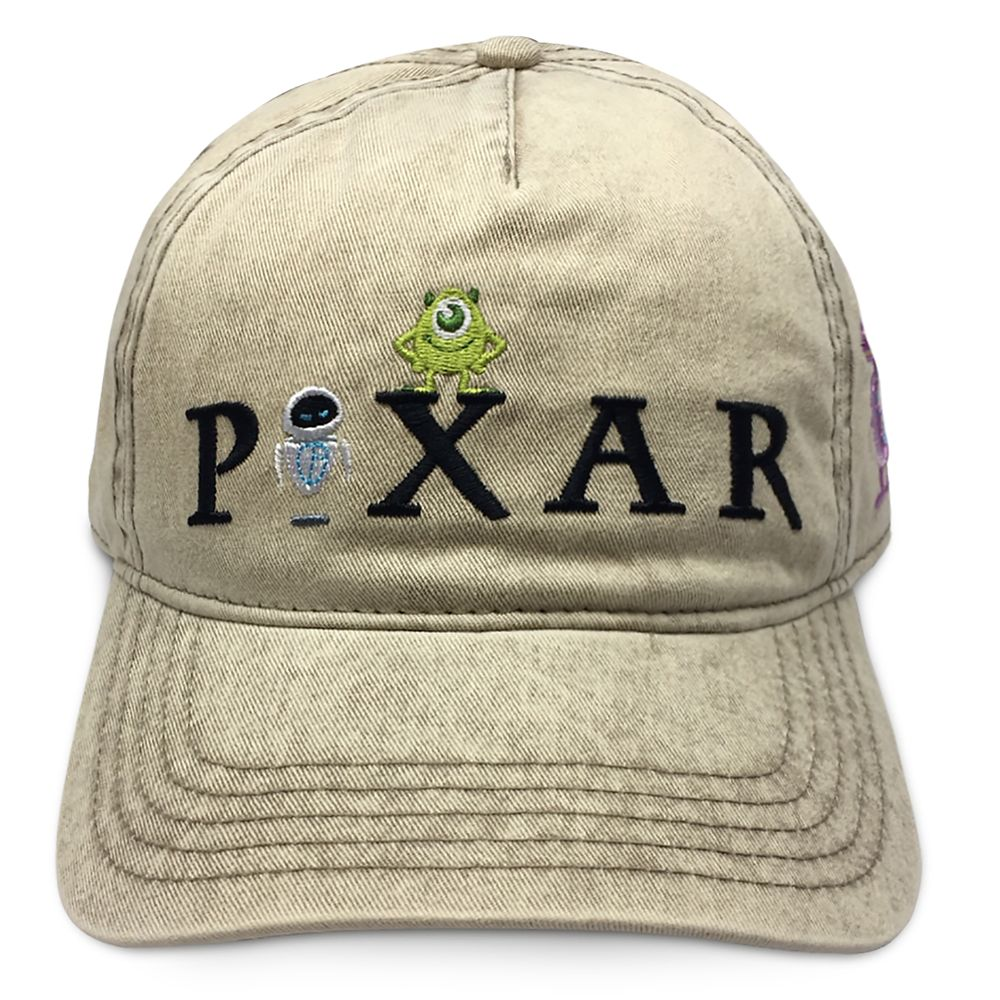 World of Pixar Baseball Cap for Adults