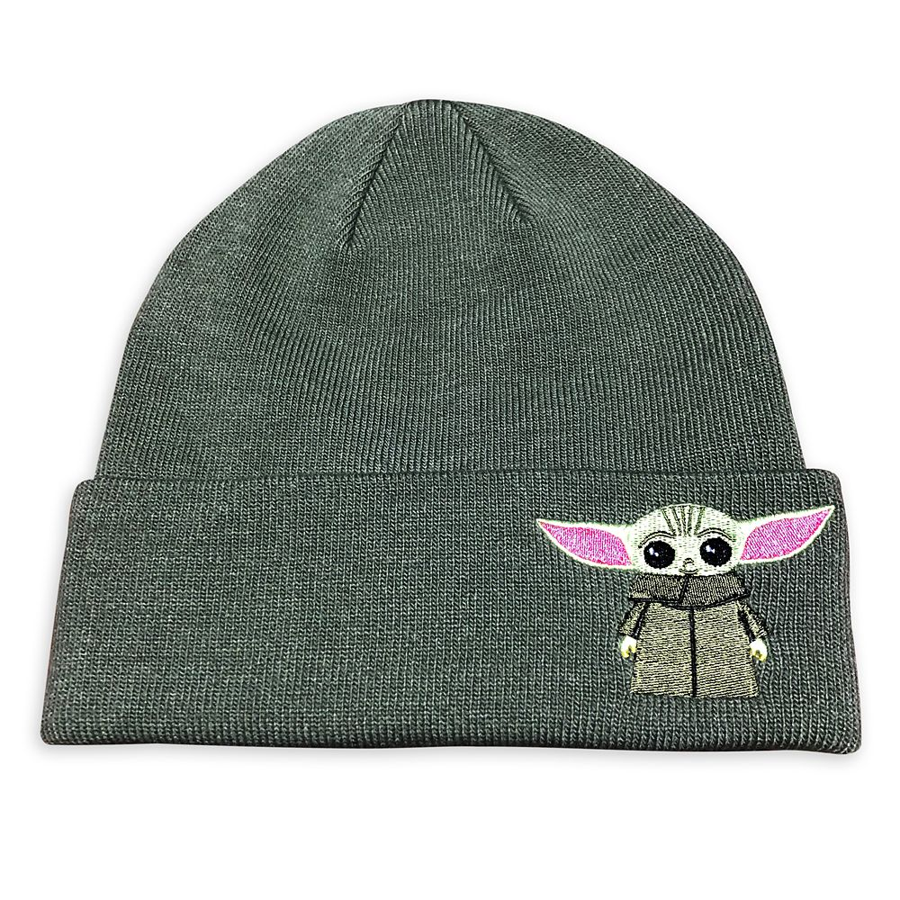 The Child Beanie Hat for Adults – Star Wars: The Mandalorian