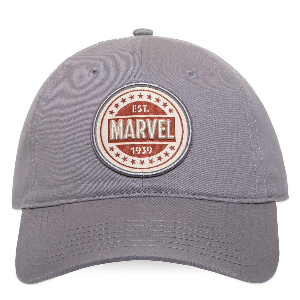 Marvel 80th Anniversary Baseball Cap for Adults