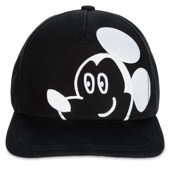 Mickey Mouse Baseball Cap for Adults by Deborah Salles