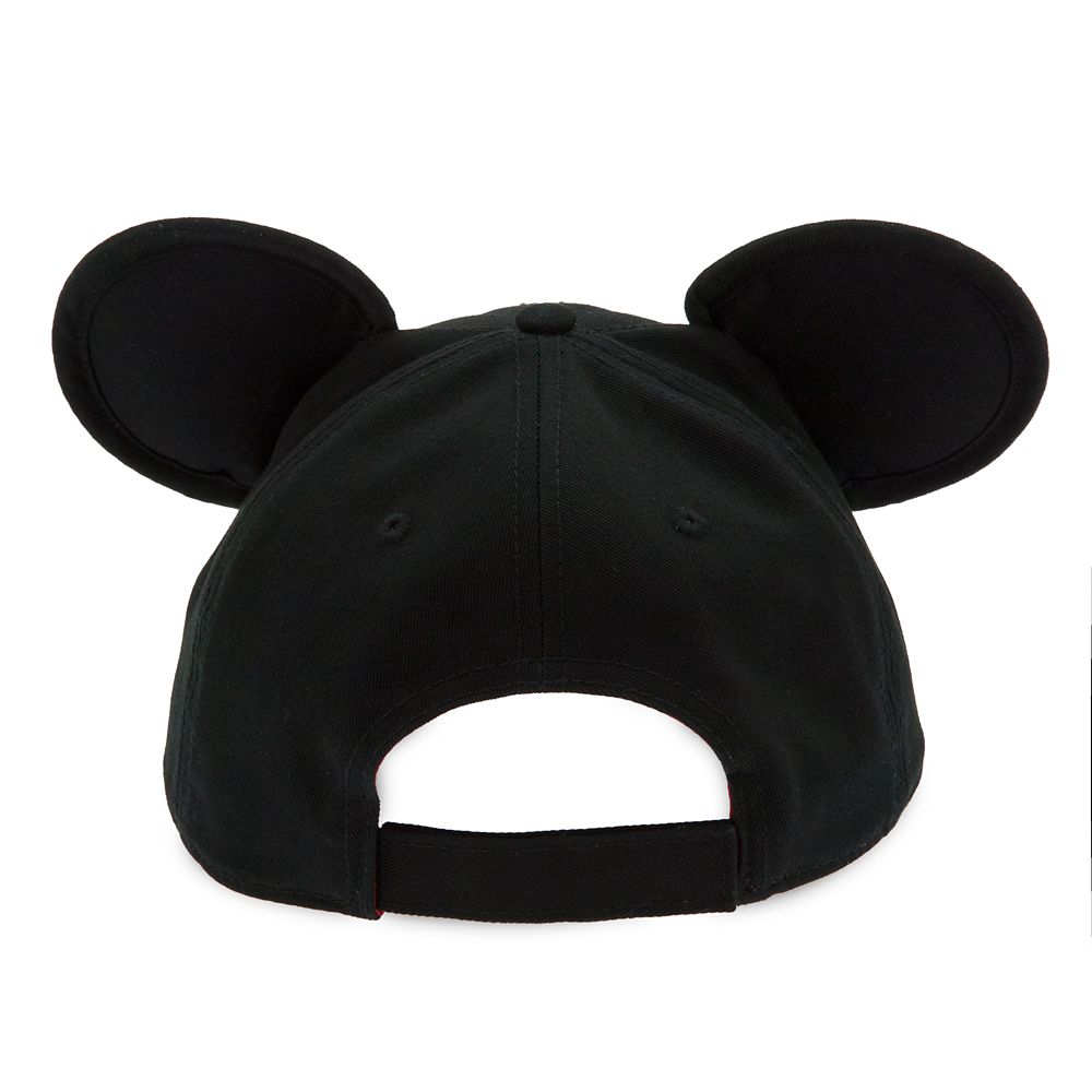 Mickey Mouse Ear Baseball Cap for Adults