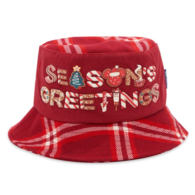 Mickey Mouse Holiday Bucket Hat for Adults by Spirit Jersey