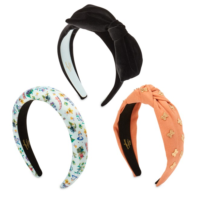 Alice in Wonderland by Mary Blair Headband Set for Adults