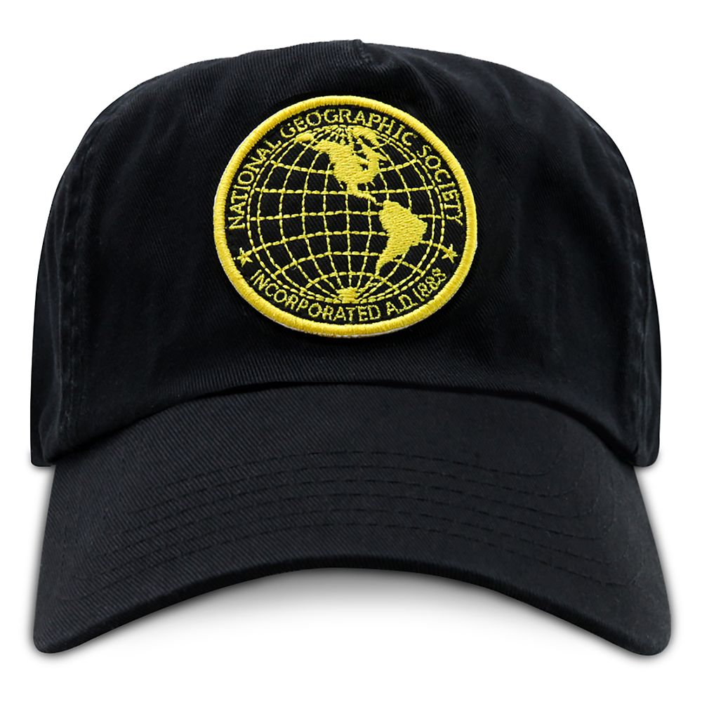 National Geographic Society Baseball Cap for Adults