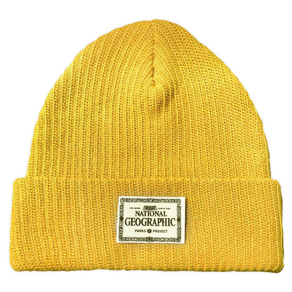 National Geographic x Parks Project Beanie Hat for Adults