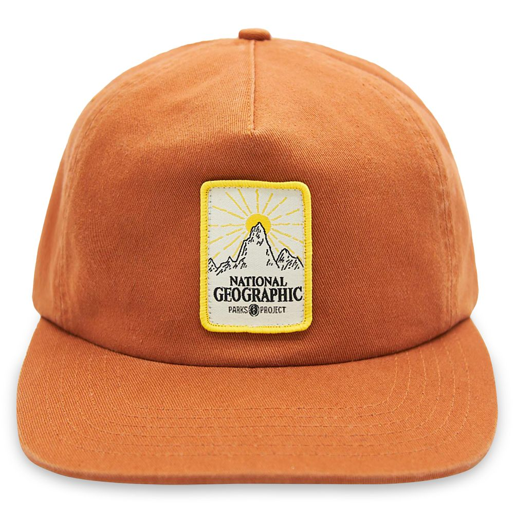 National Geographic x Parks Project Baseball Cap for Adults