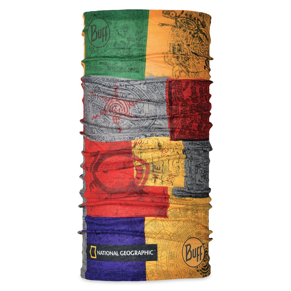 National Geographic Multifunctional Headwear by BUFF – Temple