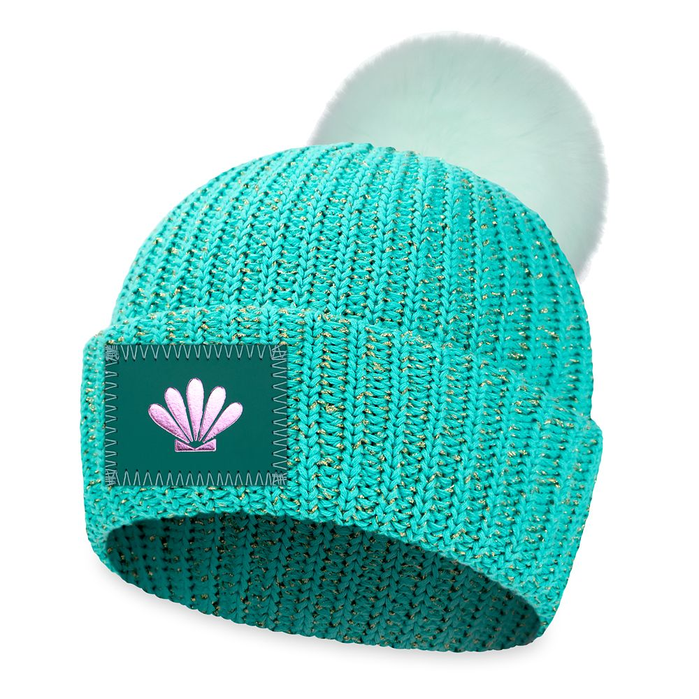 Ariel Pom Beanie for Adults by Love Your Melon – The Little Mermaid