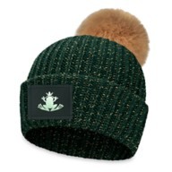 Tiana Pom Beanie for Adults by Love Your Melon – The Princess and the Frog