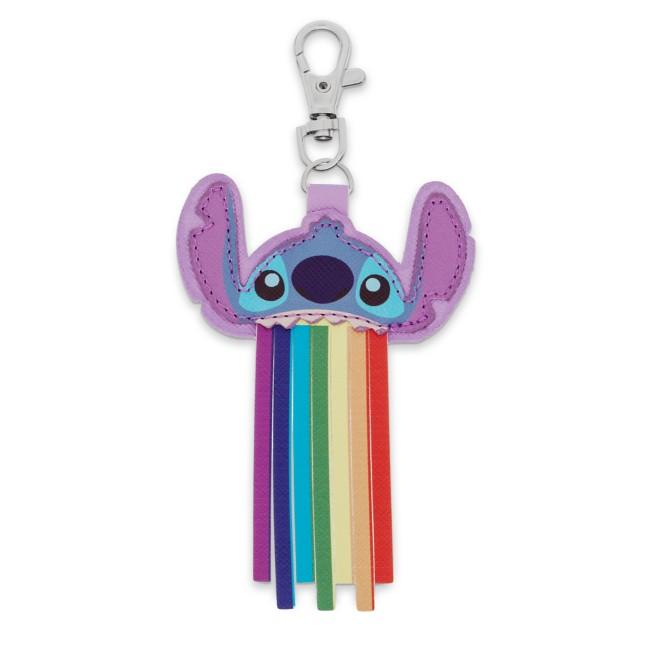 Stitch Rainbow Bag Charm