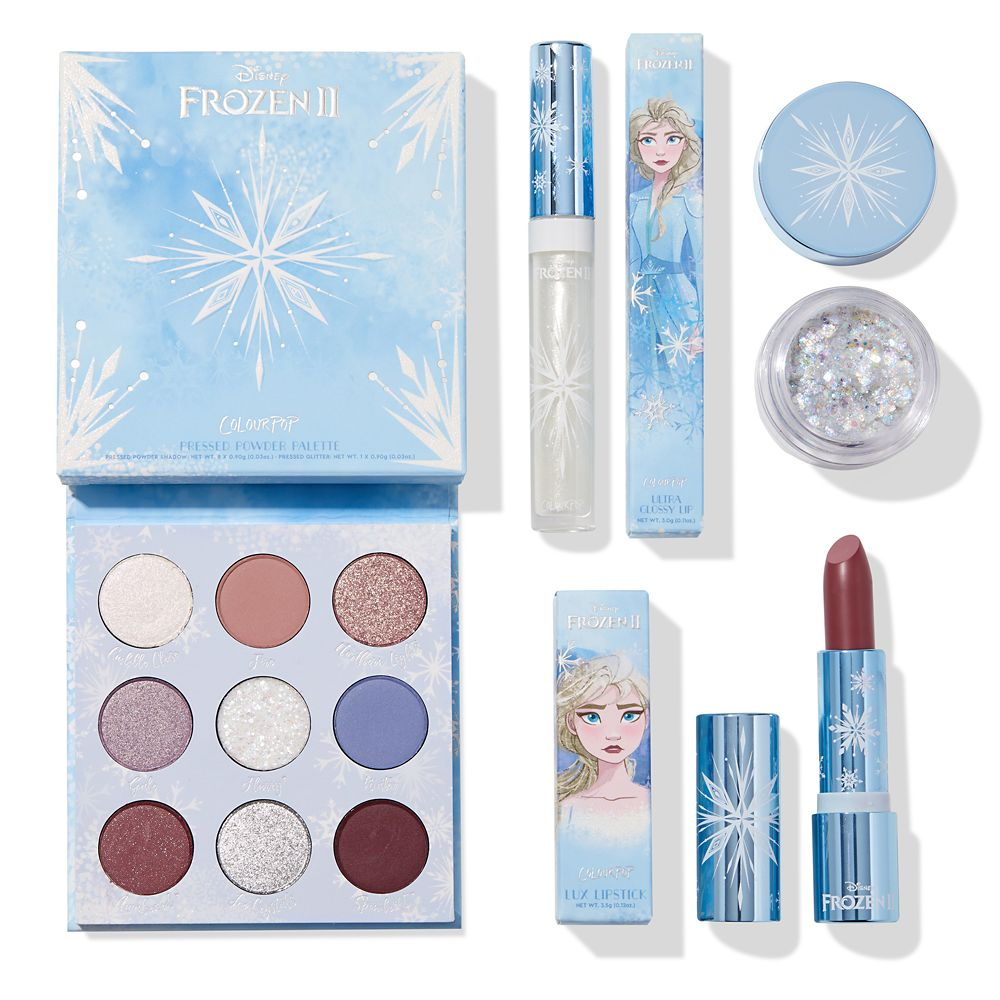 Elsa Bundle by ColourPop – Frozen 2
