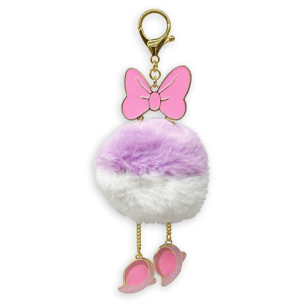 Daisy Duck Pom Pom Flair Bag Charm