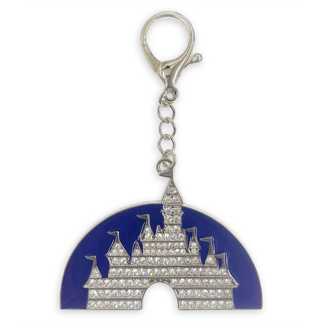 Fantasyland Castle Icon Fair Bag Charm