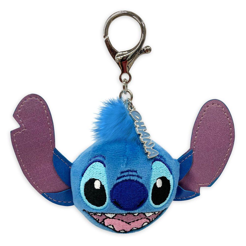 Stitch Plush Flair Bag Charm
