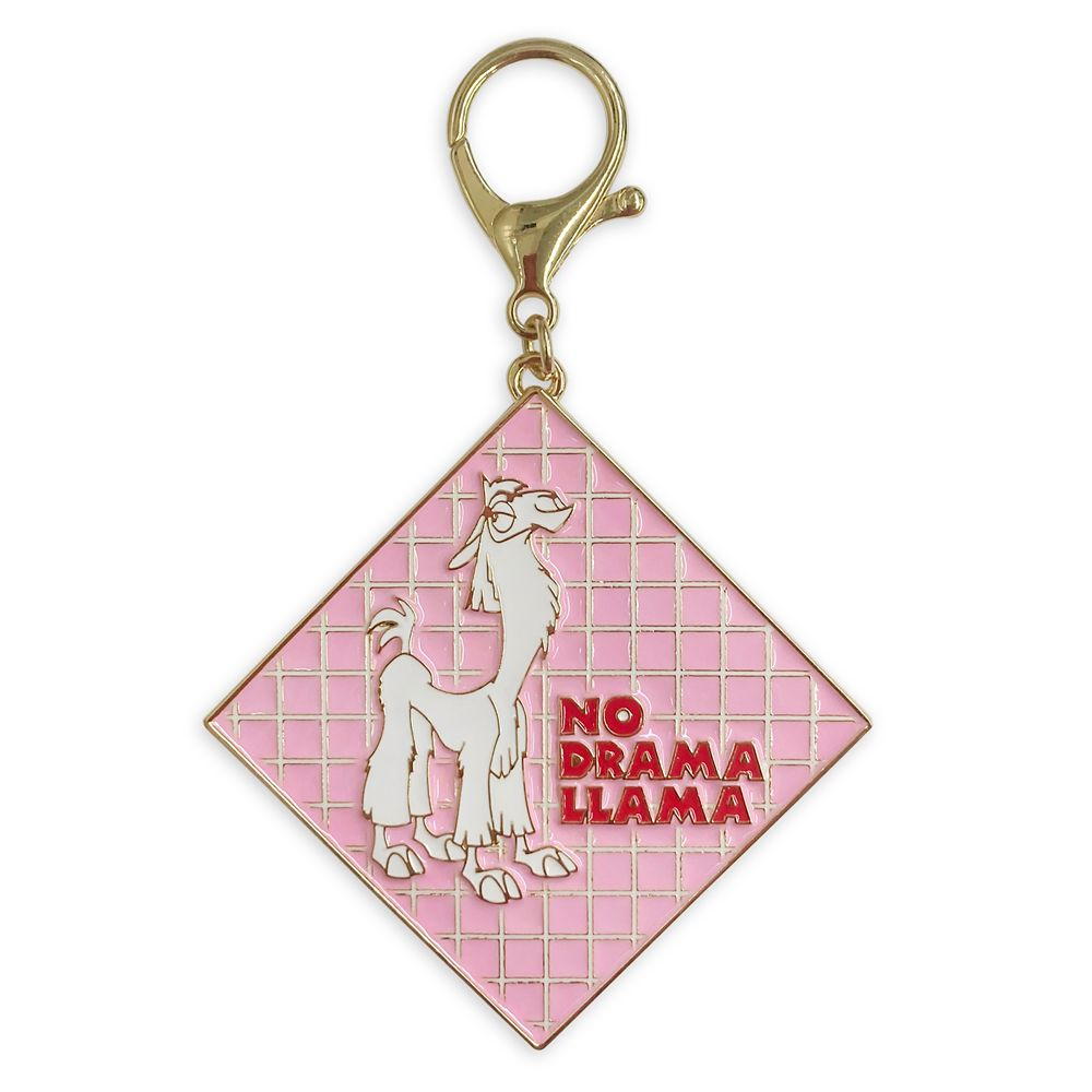 Kuzco Flair Bag Charm – The Emperor's New Groove