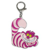 Cheshire Cat Flair Bag Charm – Alice in Wonderland