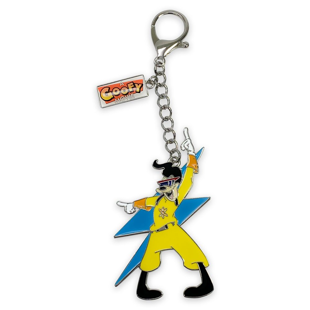 A Goofy Movie Flair Bag Charm Official shopDisney