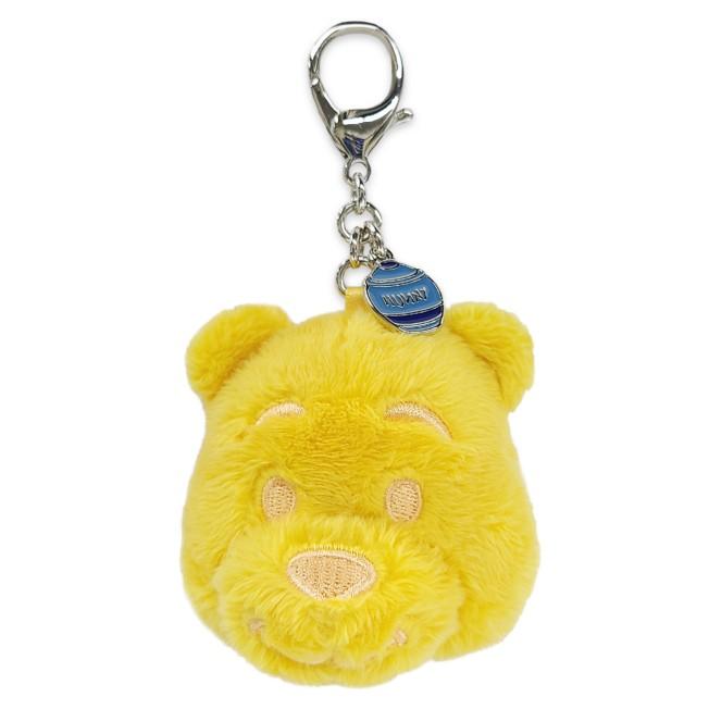 Winnie the Pooh Plush Flair Bag Charm
