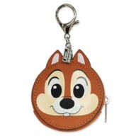 Chip 'n Dale Faux Leather Flair Bag Charm