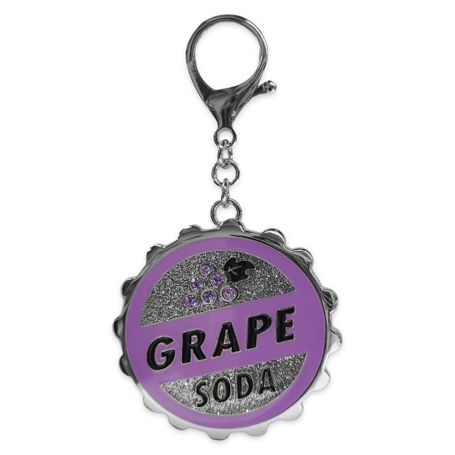 Up Grape Soda Flair Bag Charm