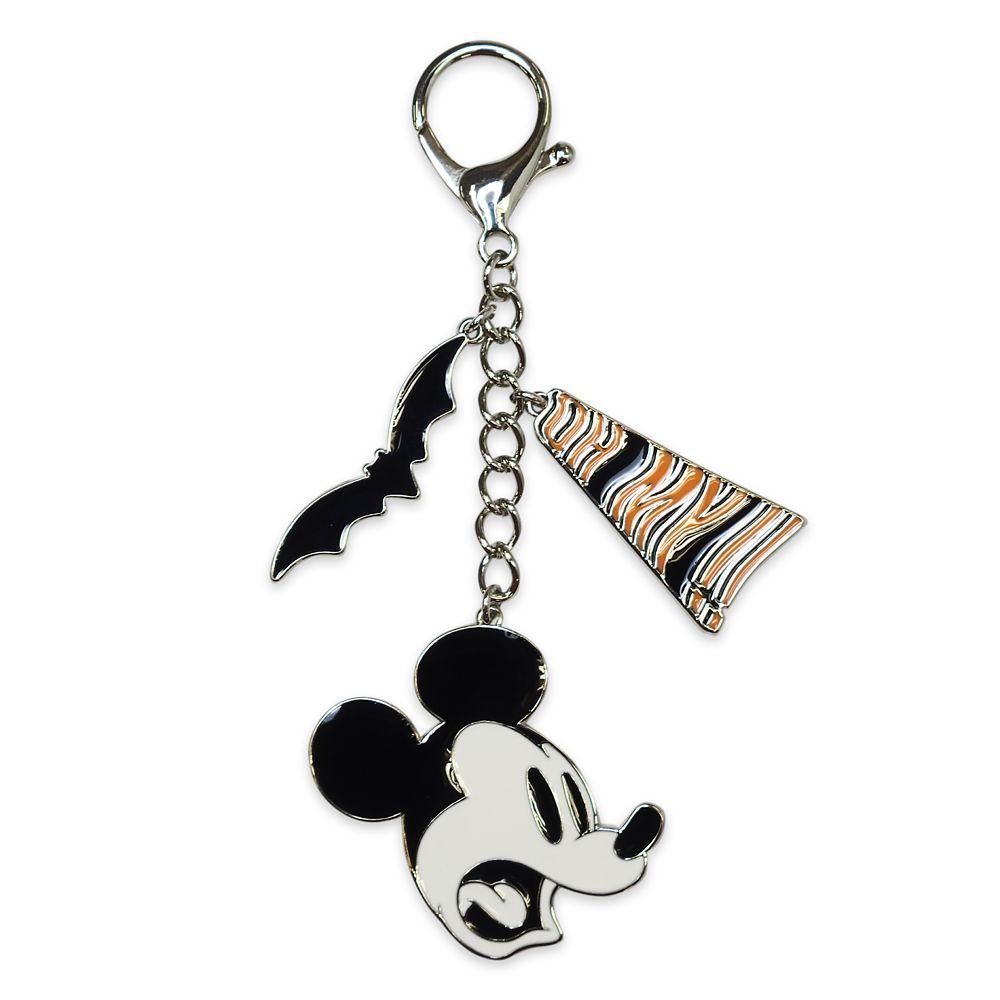 Mickey Mouse Halloween Flair Bag Charm