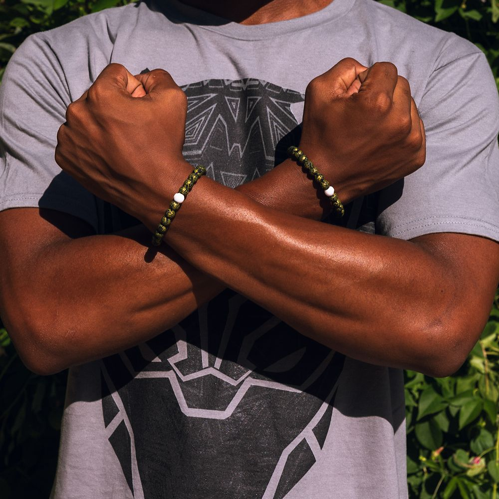 Black Panther Bracelet by Lokai