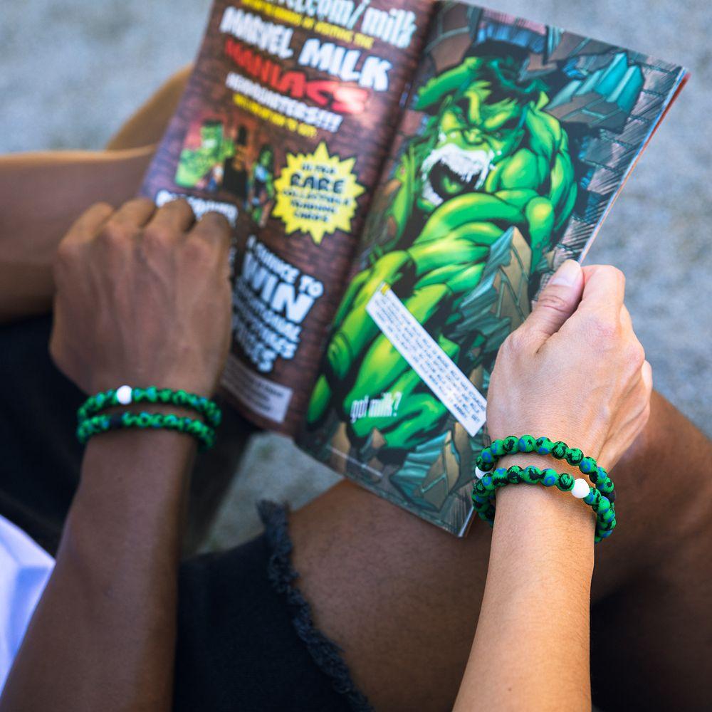 Hulk Bracelet by Lokai