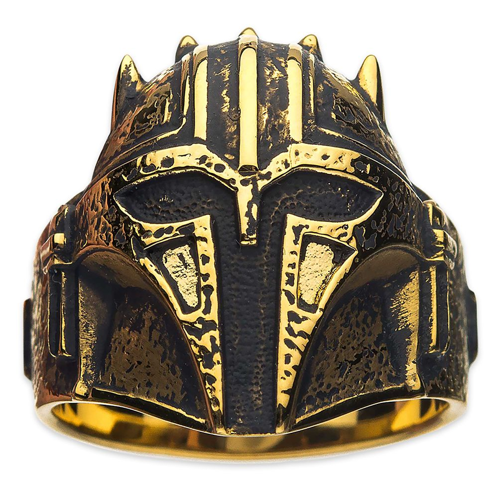 Armorer Ring by RockLove – Star Wars: The Mandalorian