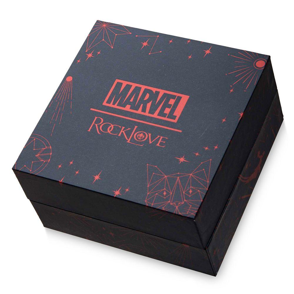 Captain Marvel Pendant Necklace by RockLove