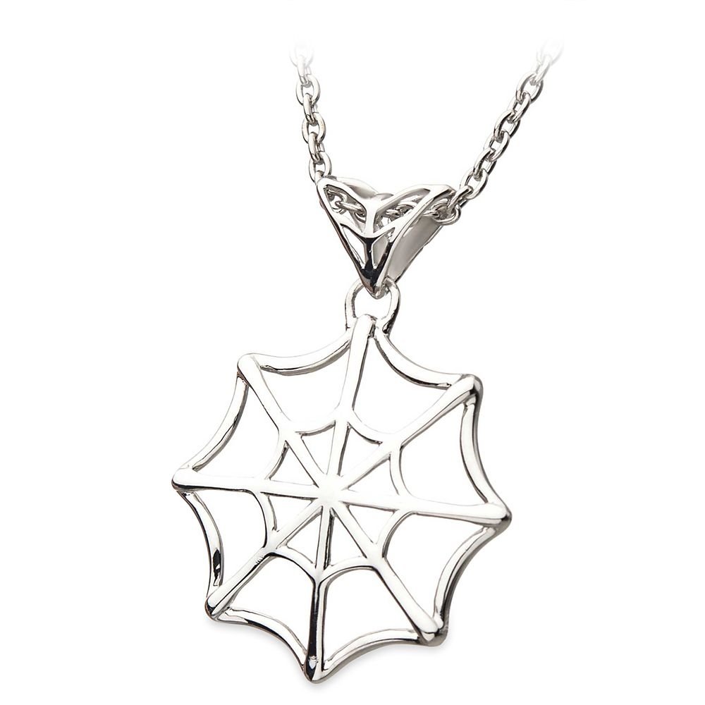 Spider-Man Web Necklace by RockLove