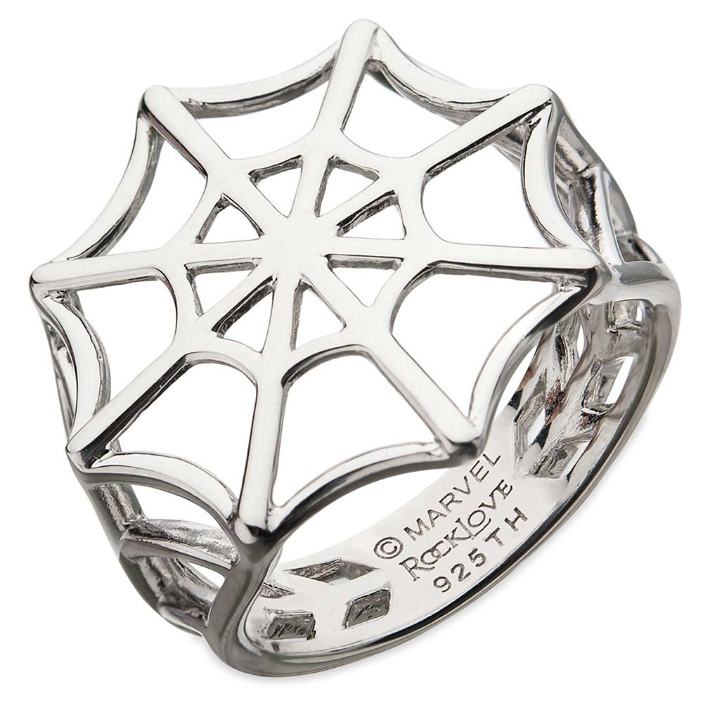Spider-Man Web Ring by RockLove